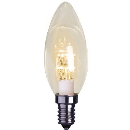 Decoration LED, E 14 Fassung, 2100 K