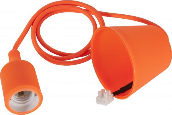 """Deckenleuchte """"Color"""", E27-Fassung, orange"""
