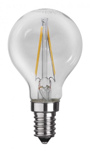 Filament LED, E14, 2700 K, 80 Ra, A+