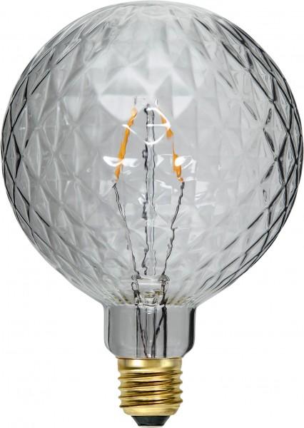 "Decoration LED ""Soft Glow"", Rauten,E27, 2200K, A+"
