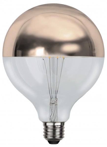 Filament LED, E27, 2700 K, 80 Ra, A+, Kupferkopf
