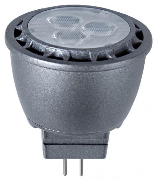 Spotlight LED MR11, GU4,2700 K, A+, dimmbar