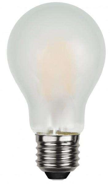 Illumination LED, E27,2200 K, 2,2-30K, gefrostet