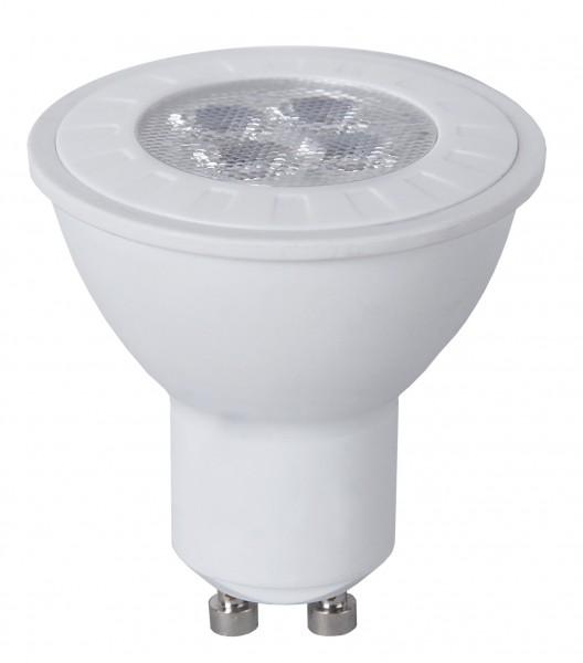Spotlight LED, GU 10, 4000 K, 80 Ra, dimmbar, A+