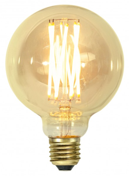 "Decoration LED ""Vintage Gold"", E27, 1800K, A+,dimb"
