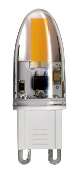Illumination LED, G9,2800 K, 80 Ra, A++, dimmbar