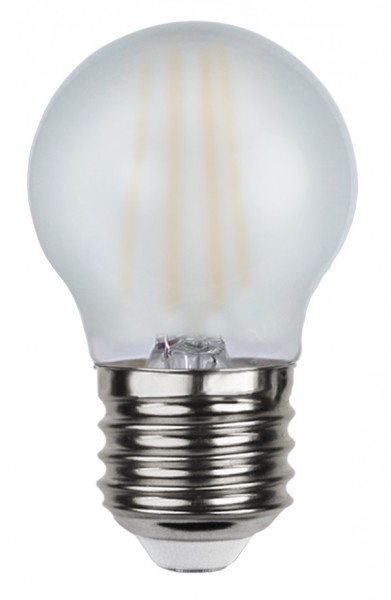 Filament LED, E27, 2700 K, 80 Ra, A+,gefrostet