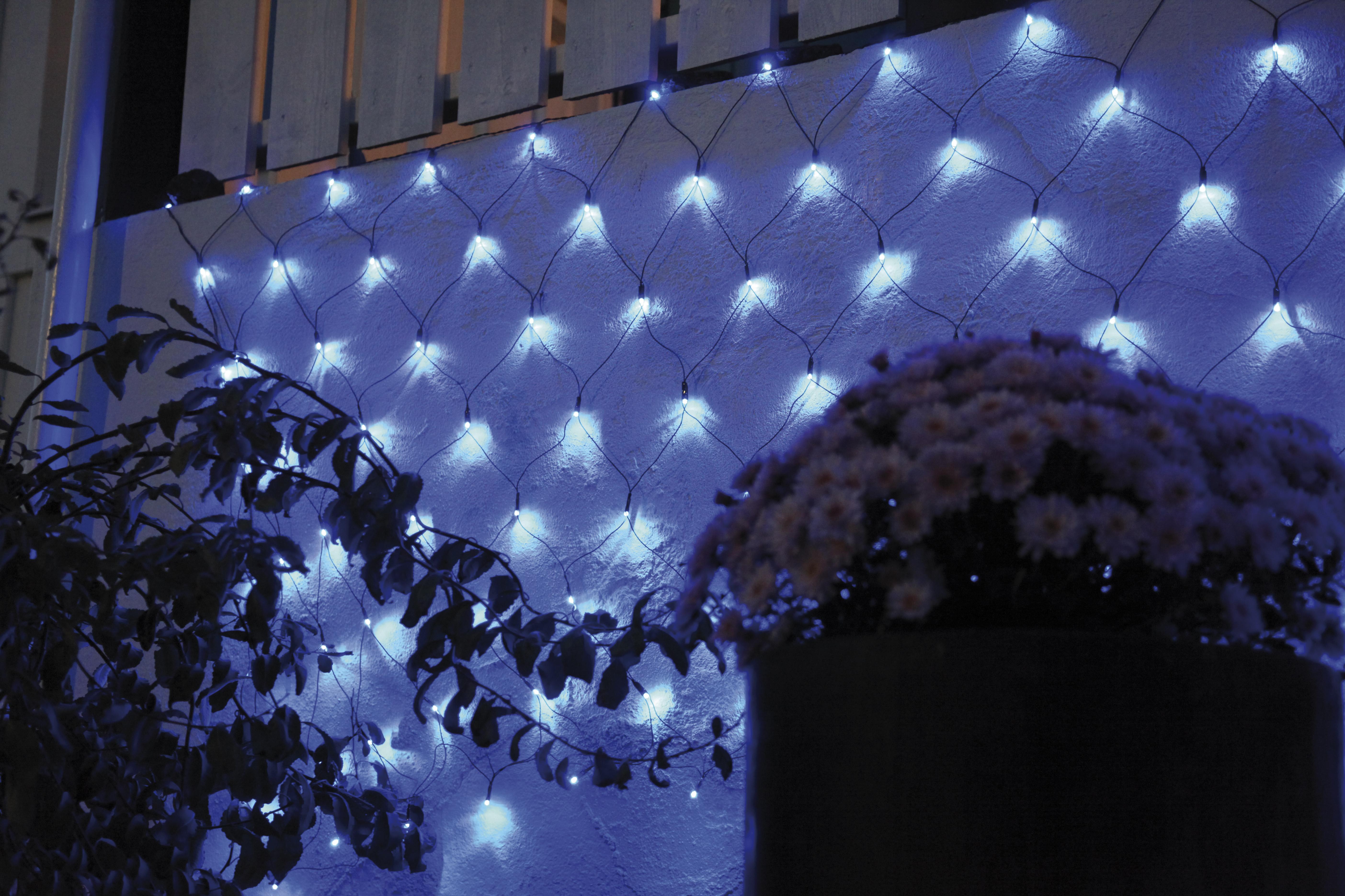 ca Best Season LED-Lichternetz 2 x 1 m 498-69 90-teilig