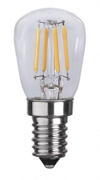 Filament LED, E14, 2700 K, 80 Ra, A++, dimmbar