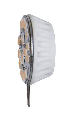 Illumination LED, G4, 2700 K, 80 Ra, A++