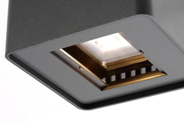 LCD LED-Wandleuchte LB17