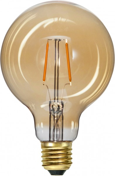"Decoration LED ""Vintage Gold"", E27,2000K, A++,80Ra"