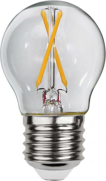 Filament LED, E27, 4000 K, 80 Ra, A++