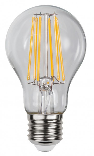 Filament LED, E27, 2700 K, 80 Ra, A++, dimmbar