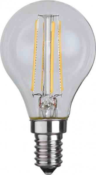 Filament LED, E14, 2700 K, 80 Ra, A+, 4,2W